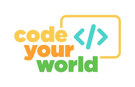 4-H National Youth Science Day Code Your World logo