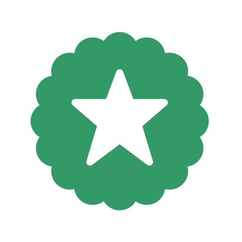 star badge icon