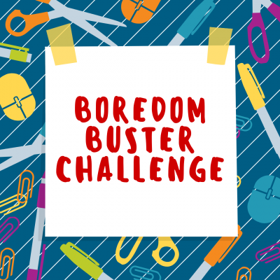 join Nebraska 4-H for Boredom Buster Challenges each week