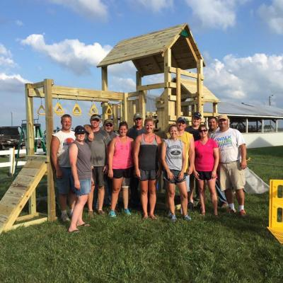 Clever Clovers, Polk County Nebraska 4-H Club of the Month