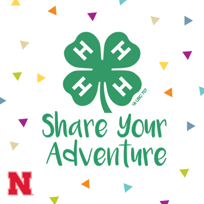 Share your 4-H adventure for Nebraska 4-H Month