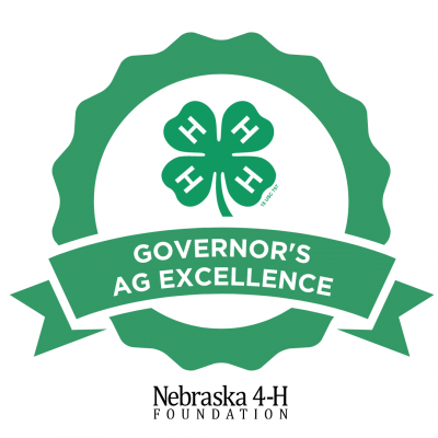 Nebraska 4-H Foundation's Governor's Ag Excellence Awards