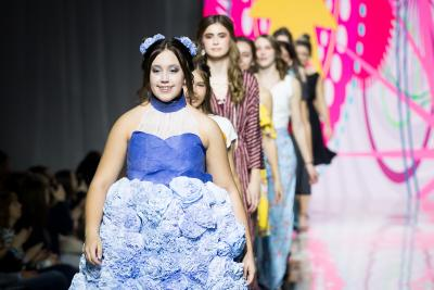 Omaha Fashion Week 4-H Collection
