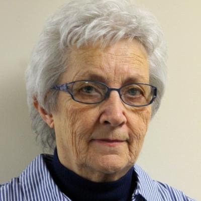 Ina Glaubius Recognized as Lifetime Volunteer of the Year