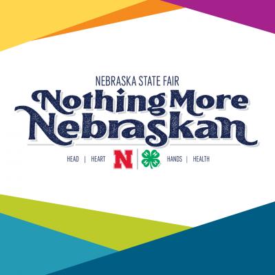 Nebraska State Fair Nothing More Nebraskan graphic