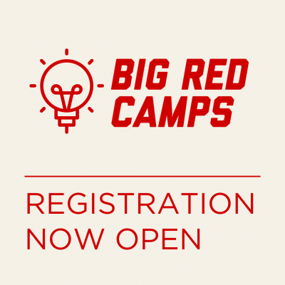 Big Red Camp registration now open