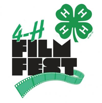 FilmFest 4-H graphic