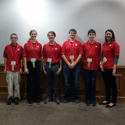 Nebraska Places at National 4-H Horticulture Competition