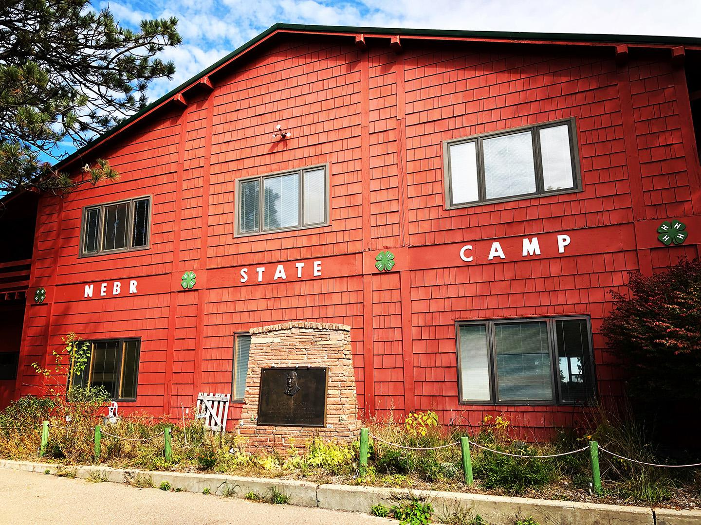 Nebraska State 4-H Camp Lodge at Halsey
