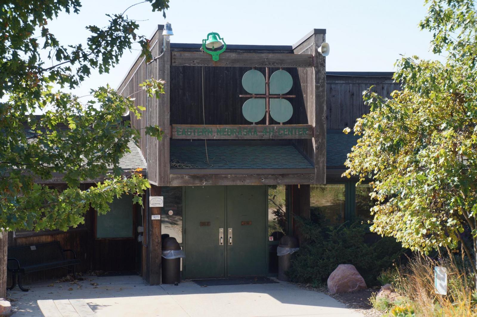 Eastern Nebraska 4-H Center main lodge